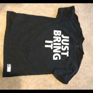 Other - WWE THE ROCK T SHIRT L